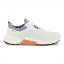 ECCO Biom Hybrid 4 Gore-Tex dames golfschoen (white-dritton) 108203-59021 ECCO golf Golfschoenen