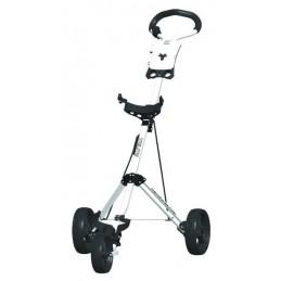 Fastfold Trilite basis 3-wiel golftrolley (wit) FF4209310 FastFold Golftrolleys