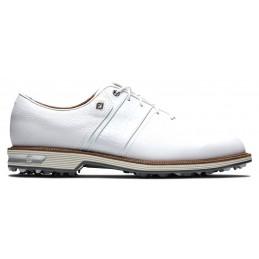 FootJoy Dryjoys Premiere Packard heren golfschoen (wit) 53908 Footjoy HEREN