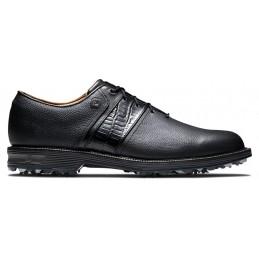 FootJoy Dryjoys Premiere Packard heren golfschoen (zwart) 53924 Footjoy HEREN