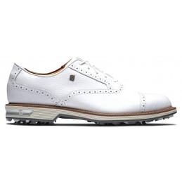 Footjoy DryJoys Premiere Tarlow heren golfschoen (wit) 53903 Footjoy HEREN