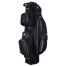 Bennington Quiet Organizer 14 Lite golftas (zwart) QO14-B Bennington Golf Golftassen