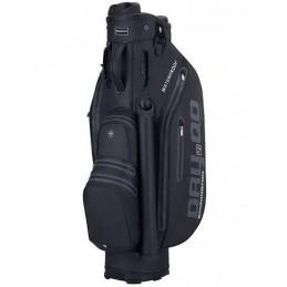 Bennington Dry Quiet Organizer waterdichte golf cartbag (zwart) QODB-BB Bennington Golf Golftassen