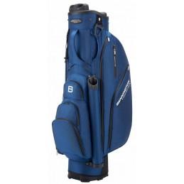 Bennington Quiet Organizer 9 golf cartbag (marineblauw) BQO9-NB Bennington Golf Golftassen