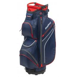 BagBoy DG-Lite II golf cartbag met Top-Lock (marineblauw) BB-DGL2-NWR BagBoy Golf Golftassen