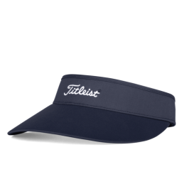 Titleist dames golf sundrop visor - zonneklep (marineblauw) TH20VWSDL-41 Titleist Golf Golfkleding