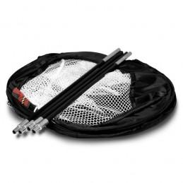 Volvik Championship Pack - 4 Vivid Golfballen Met Clip Ball Marker
