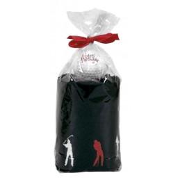Golf cadeau - handdoek set...