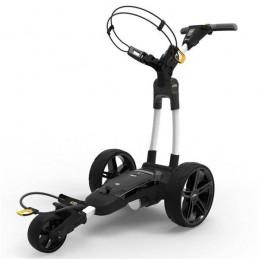 Powakaddy FX3 electrische golftrolley 18 hole lithium (wit) 02300-01-003-01 Powakaddy Elektrische trolley