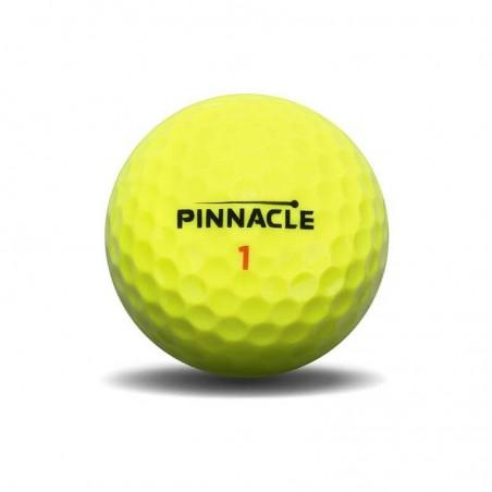 Pinnacle Rush golfballen 3 stuks (geel) P4134S-BIL Pinnacle €5,50