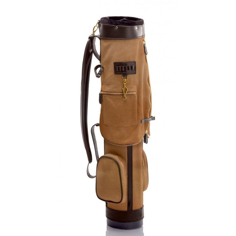 Lanig Royal North Devon Leder (bruin) LG100301 Silverline Golf €139,95