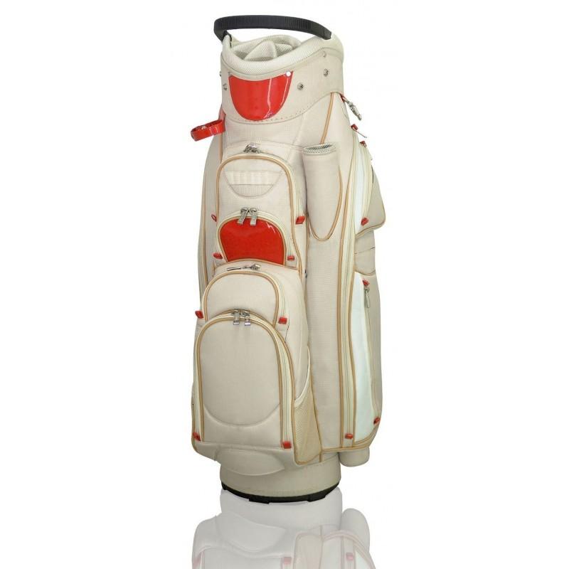 Lanig Son Vida golftas (wit) LG101807 Silverline Golf €259,95