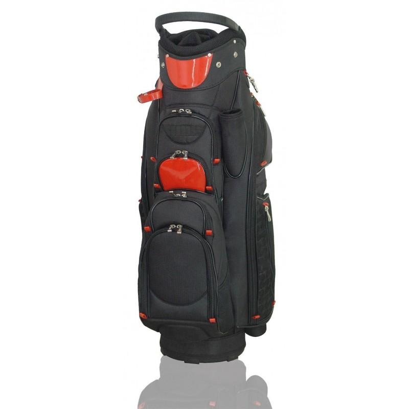 Lanig Son Vida golftas (zwart) LG101802 Silverline Golf €259,95