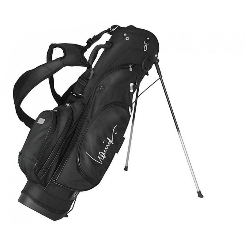 Lanig Montana Standbag (zwart) LG100502 Silverline Golf Golftassen