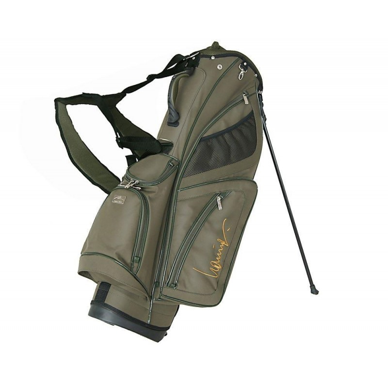 Lanig Troon Standbag (kaki) LG100604 Silverline Golf € 149,95
