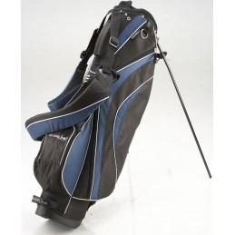 Silverline Sydney Standbag (zwart/blauw) 180606 Silverline Golf €89,95