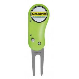 Champ Flix pitchfork (groen) 142612 Champ Golfspikes Golfaccessoires