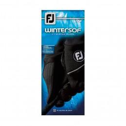 FootJoy WinterSof golf winterhandschoenen heren (zwart) 66967E Footjoy Golfhandschoenen