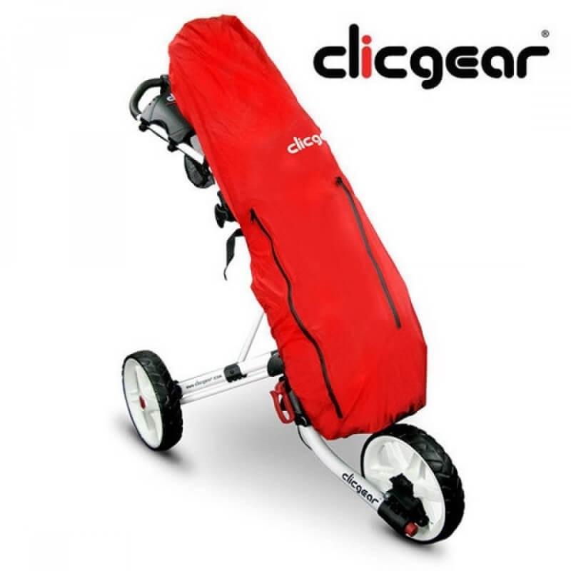 Clicgear rain cover+ (rood) GC4400035 Clicgear Golf €39,90