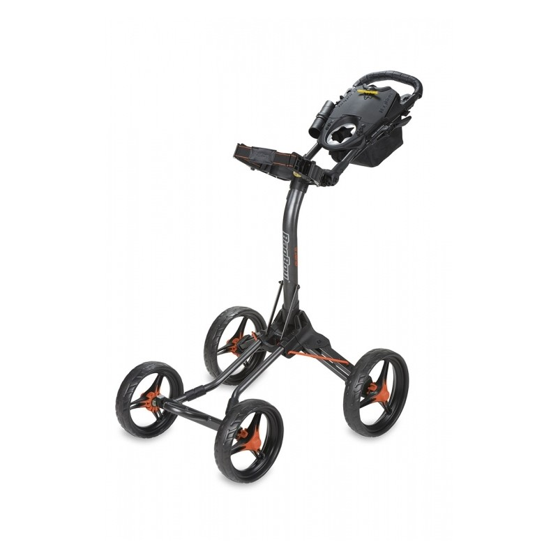 BagBoy Quad XL golftrolley (zwart)  BagBoy Golf €299,95