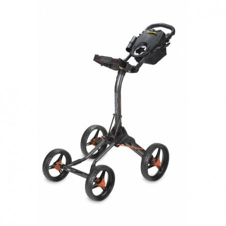 BagBoy Quad XL golftrolley (zwart) BB-QUAD-B BagBoy Golf Golftrolleys