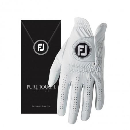 FootJoy Pure Touch heren golfhandschoen links (wit) 64011 Footjoy €34,90