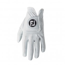 FootJoy Pure Touch heren golfhandschoen links (wit) 64011E Footjoy Golfhandschoenen