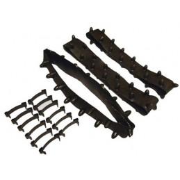 Hedgehog Winterbanden voor Clicgear Golftrolleys HGWL011 Hedgehog (Winter)banden