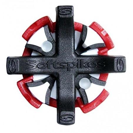 Softspikes Black Widow Tour golfspikes (fast twist) TS6304001 Softspikes €13,99