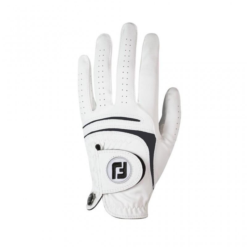 FootJoy WeatherSof golfhandschoen heren - links (wit) 66245E Footjoy €14,95