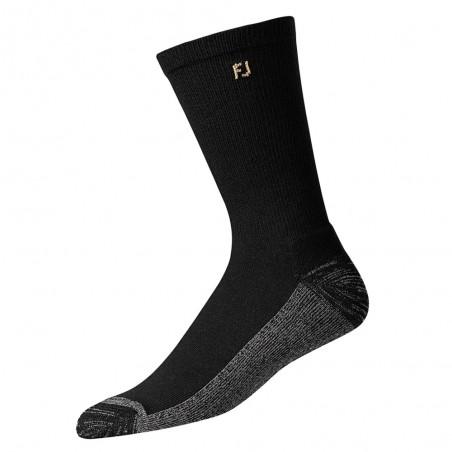 FootJoy ProDry Crew heren golfsokken (zwart) 17022H Footjoy Golfkleding