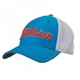 Titleist Stretch Tech golfcap (blauw/wit) TH6ASTEA-9 Titleist Golf Golf caps