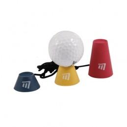 Masters Jumbo Pyramid Winter tees (3 stuks) ZDTE0000 Silverline Golf €4,35