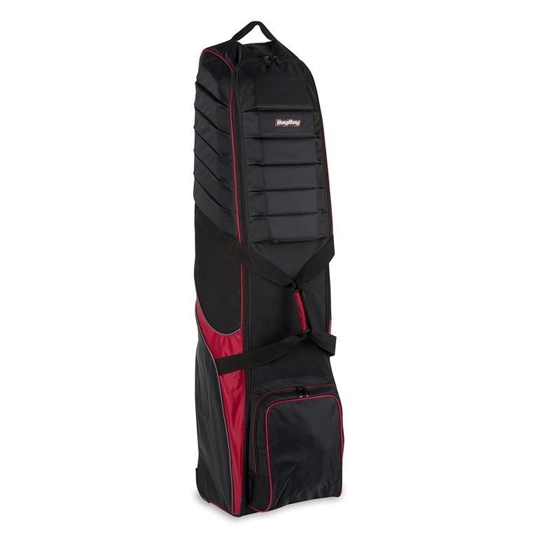 BagBoy T-750 golf reistas (zwart/rood) BB96013 BagBoy Golf Travelcovers