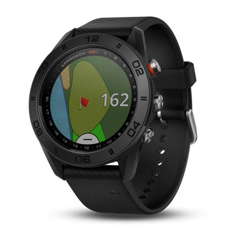 Garmin Golf-GPS horloge Approach S60 (zwart) 010-01702-00 Garmin €449,95