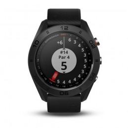 Garmin Golf-GPS golfhorloge Approach S60 (zwart) 010-01702-00 Garmin GPS & Lasermeters