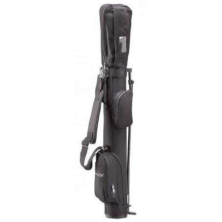 Silverline Sunday Pencilbag (zwart) 176905 Silverline Golf Golftassen