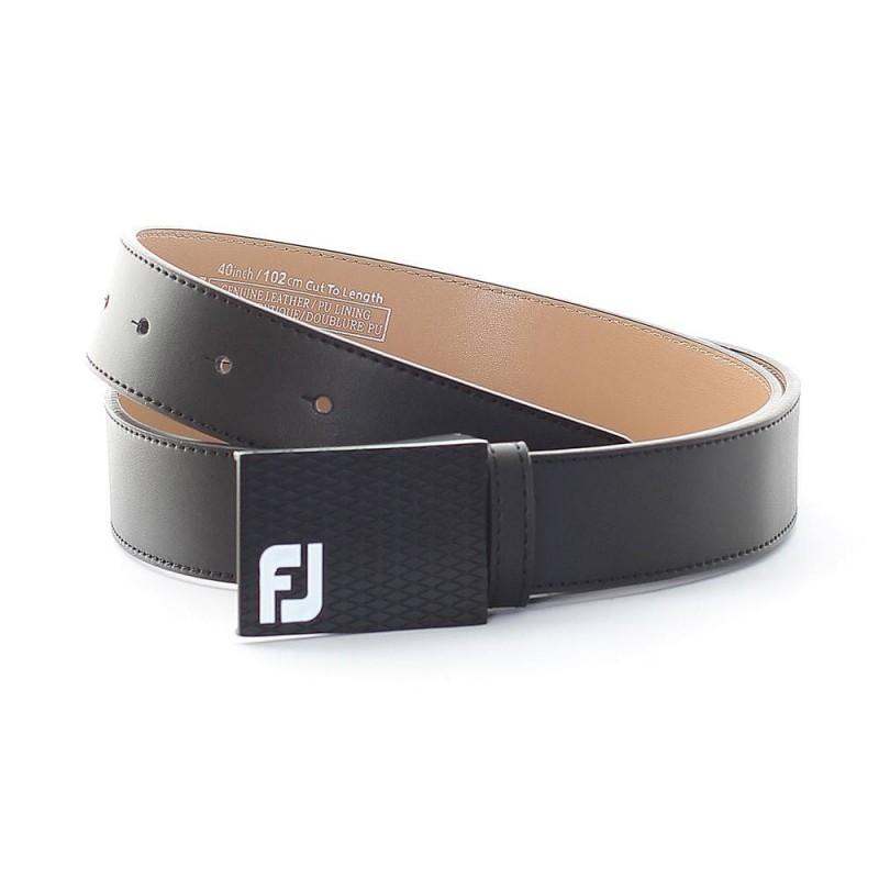 Footjoy lederen golfriem (zwart) 69354 Footjoy €59,99