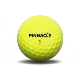 Pinnacle Rush golfballen 15 stuks (geel) P4134S-15PBIL Pinnacle Golfballen