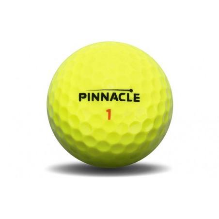 Pinnacle Rush golfballen 15 stuks (geel) P4134S-15PBIL Pinnacle €24,95