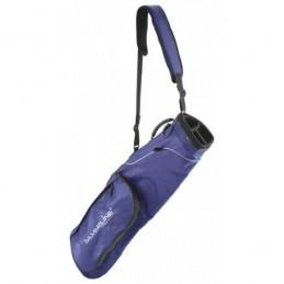 Silverline opvouwbare golf draagtas (blauw) 176806 Silverline Golf Golftassen
