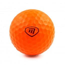 Masters LiteFlite Oefenballen 6 stuks (oranje) ZDGB0005 Masters €6,50