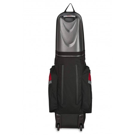 BagBoy T-10 travel cover (zwart/rood) BB97002 Travelcovers €179,95