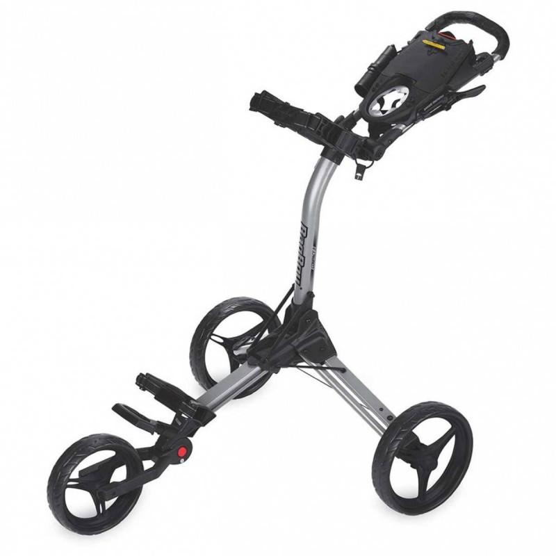 BagBoy Compact 3 golftrolley (zilver/zwart) BB-C3-SB BagBoy Golf €269,95