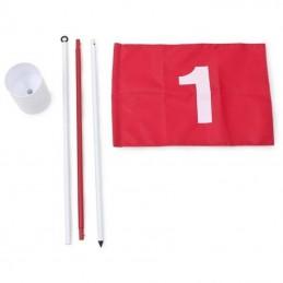 Pure4Golf golf oefenhole met vlag - golfvlag P2I641280 Pure2Improve Golf oefenmateriaal