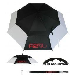 Sun Mountain H2NO golfparaplu 2019 (wit/zwart) SUNH2NO-WB Sun Mountain Regen artikelen