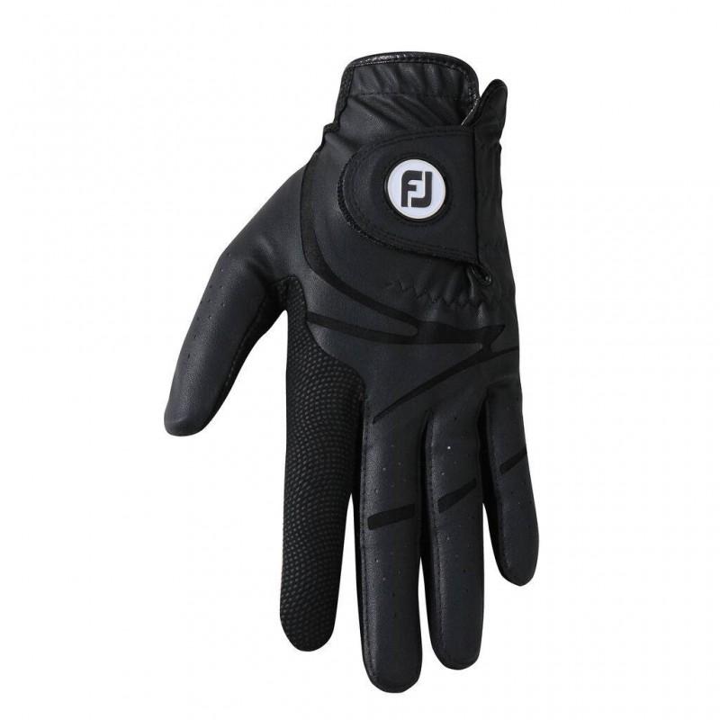 FootJoy GTxtreme heren golfhandschoen links (zwart) 64855E Footjoy Golfhandschoenen
