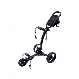 Axglo Trilite ultra lichte 3-wiel golftrolley (zwart) TL-BK/BK Axglo Golftrolleys
