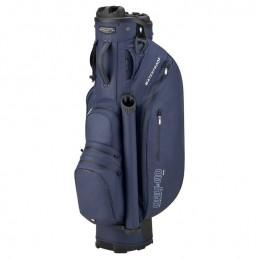 Bennington Dry Quiet Organizer waterdichte golf cartbag (marineblauw) QODB-N Bennington Golf Golftassen